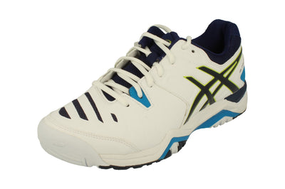 Asics Gel-Challenger 10 Mens Tennis Shoes E504Y Trainers 0105 - KicksWorldwide