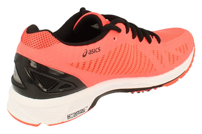 Asics Gel-Ds Trainer 23 Womens T868N  0690 - Coral Black 0690 - Photo 2