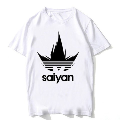 Saiyan Culture - Dragon Ball T-Shirt - Anime Printed