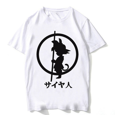 s - Dragon Ball T-Shirt - Anime Printed