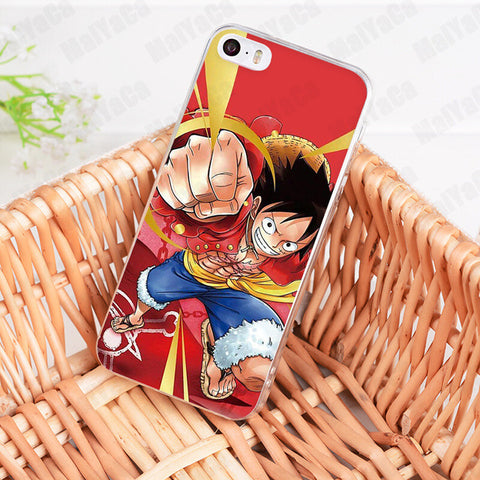 Luffy Punch - One Piece iPhone Case - Anime Printed