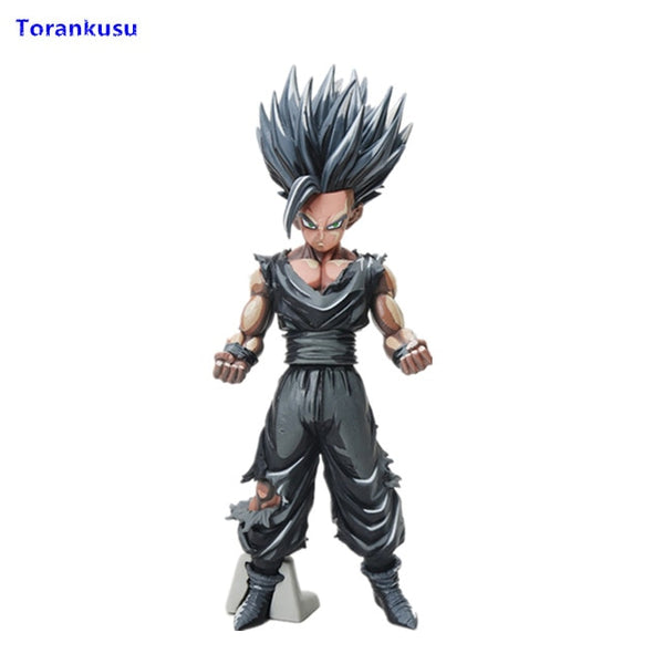 Gohan SSJ2 Dark Version - Dragon Ball Action Figure - Anime Printed