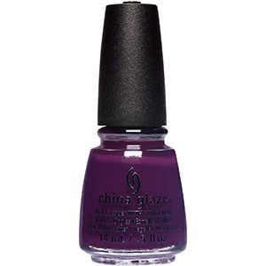 China Glaze- Happily Never After- Lookin' Gore-geous