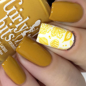 Girly Bits- Fall 2017- Butternut Leave Me
