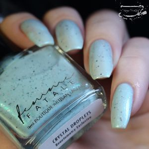 Femme Fatale- Beautometry Exclusive- Crystal Droplets