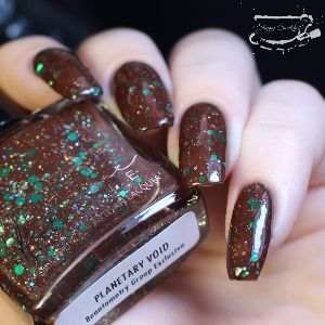 Femme Fatale- Beautometry Exclusive- Planetary Void (2016 Customer Appreciation Shade)
