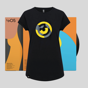 "John Digweed - New Last Night at Output 2x12"" Vinyl Pack Parts 5 & 6 + Women's T-Shirt Bundle"