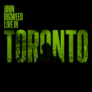 John Digweed - Live in Toronto 3xCD
