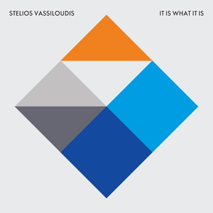 Stelios Vassiloudis - It Is What It Is 2xCD