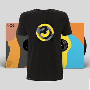 "John Digweed - New Last Night at Output 2x12"" Vinyl Pack Parts 5 & 6 + T-Shirt Bundle"