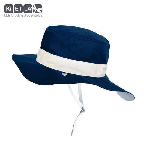 Sun Hat Kapel Panama Navy