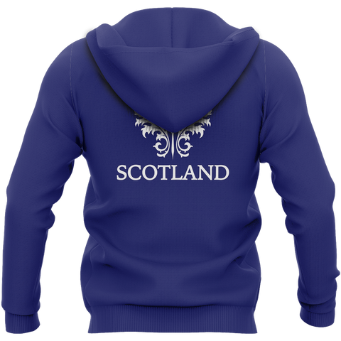 Scottish Flag And Lion - Scotland Hoodie | Hot Sale