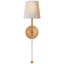 Load image into Gallery viewer, Camille Sconce by Visual Comfort
