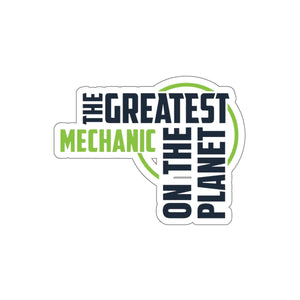 Stickers - Mechanic