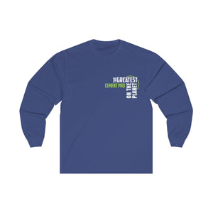 Women's Long Sleeve Tee - Cement Pro