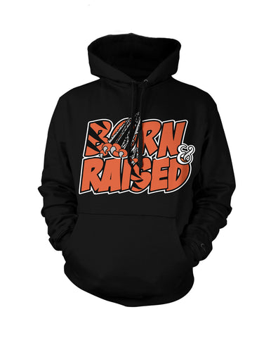 Indiana: Born & Raised - Hoodie