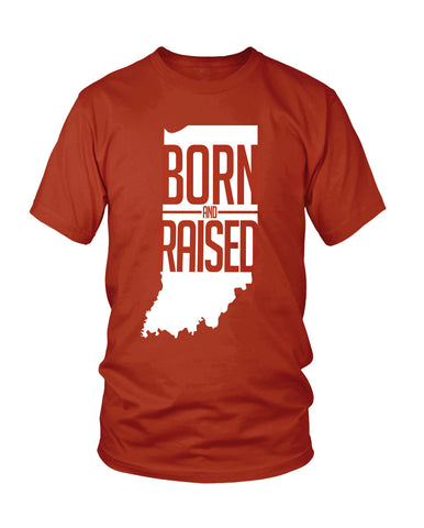 Born & Raised | INDIANA | V-Neck