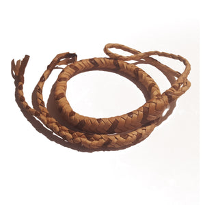 Southwestern Quirt - Braided Tails