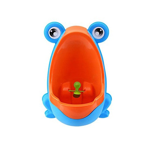 Frog Baby Toilet Training Children Potty Urinal Pee Trainer