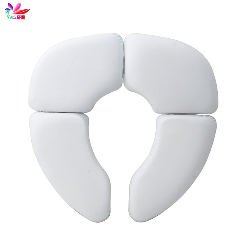 Kids Potty Seat Cushion Foldable Soilet Seat Baby Toddler Travel Folding Padded Potty Seat Cushion Toilet Training New Arrival