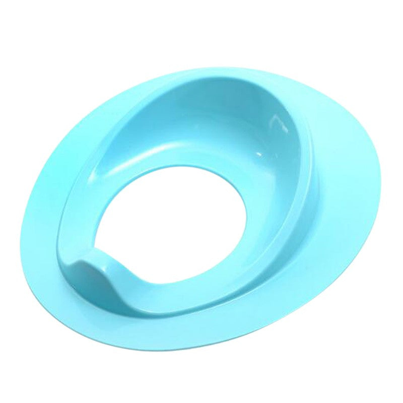 YAS Children Plastic Toilet Potties Baby Potty Safe Seat for Grils Boy Trainers Comfortable Portable Toilet Ring Infant Potty