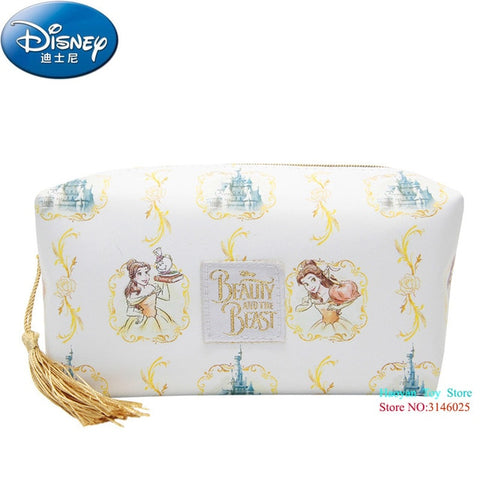Genuine Disney Beauty And The Beast Multi-function Women Bags Wallet Purse Baby Care Bag Mommy Bag Girls Gifts Free Dropshipping