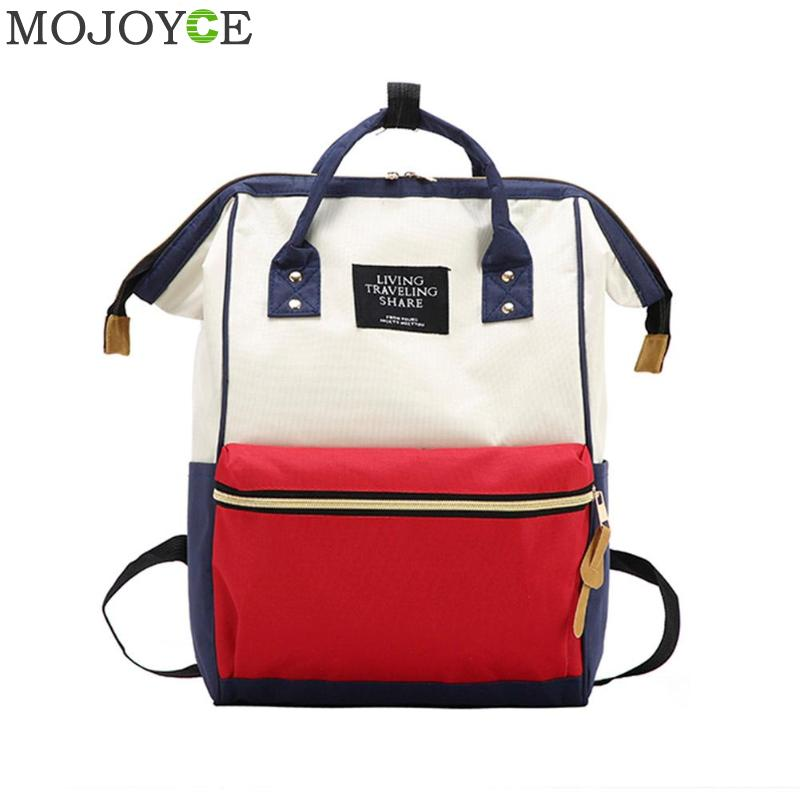 Fashion Mummy Backpacks Oxford Backpacks for Mom Large Capacity Maternity Nappy Bag Travel Shoulder Bags Feminina Mochila