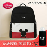 Disney Fashion Mommy Large Capacity Baby Bag Maternity Nappy Bag Travel Backpack Minnie Mickey Classic Style Kids Diaper Bag