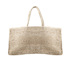 Alice 3XXL Raffia Bag in Natural
