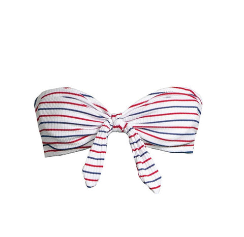 Striped Bandeau