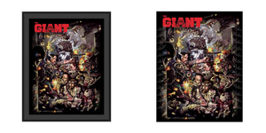 "Call of Duty Zombie Poster ""The Giant"" - veKtik"