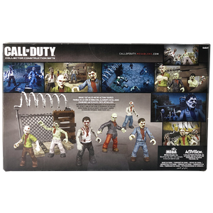 "Mega Bloks - ""Zombies Outbreak"" Call of Duty Zombies - veKtik"