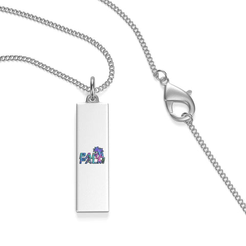 Para Palm City Life Single Loop Necklace