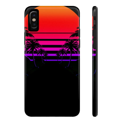 """Night Drive"" Case Mate Tough Phone Cases"