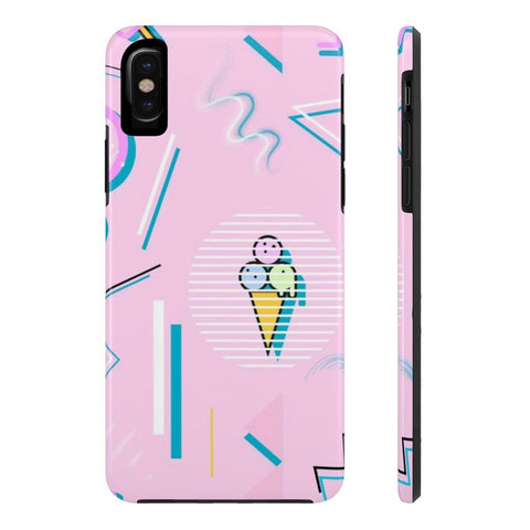 """Jazz Cream"" Case Mate Tough Phone Cases"
