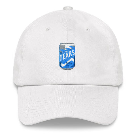 """Pure Tears"" Embroidered Dad hat"