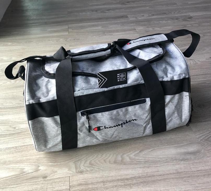 Champion Duffle Bag (Limited Stock)