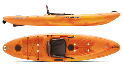 Liquidlogic Coupe XP Kayak - Demo