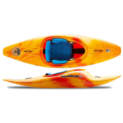 LiquidLogic Homeslice Whitewater Kayak