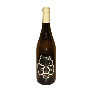 Hello Kitty Wine, wine, the lady pearly, virginia, washington DC, district of columbia, chardonnay