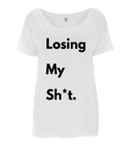 LOSING MY SH*T TEE- ON SALE NOW 50% OFF