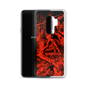 Paladin In Hell Samsung Case