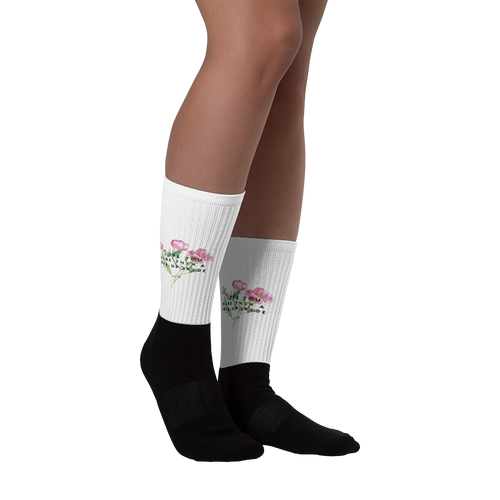 I Love You More Than A Free Upgrade - Mother's Day Socks For Her
