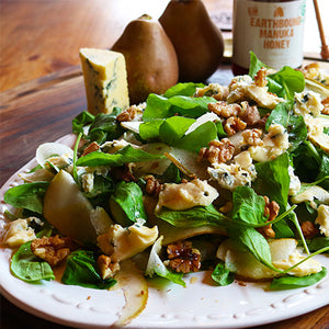 Pear & Blue Vein Salad