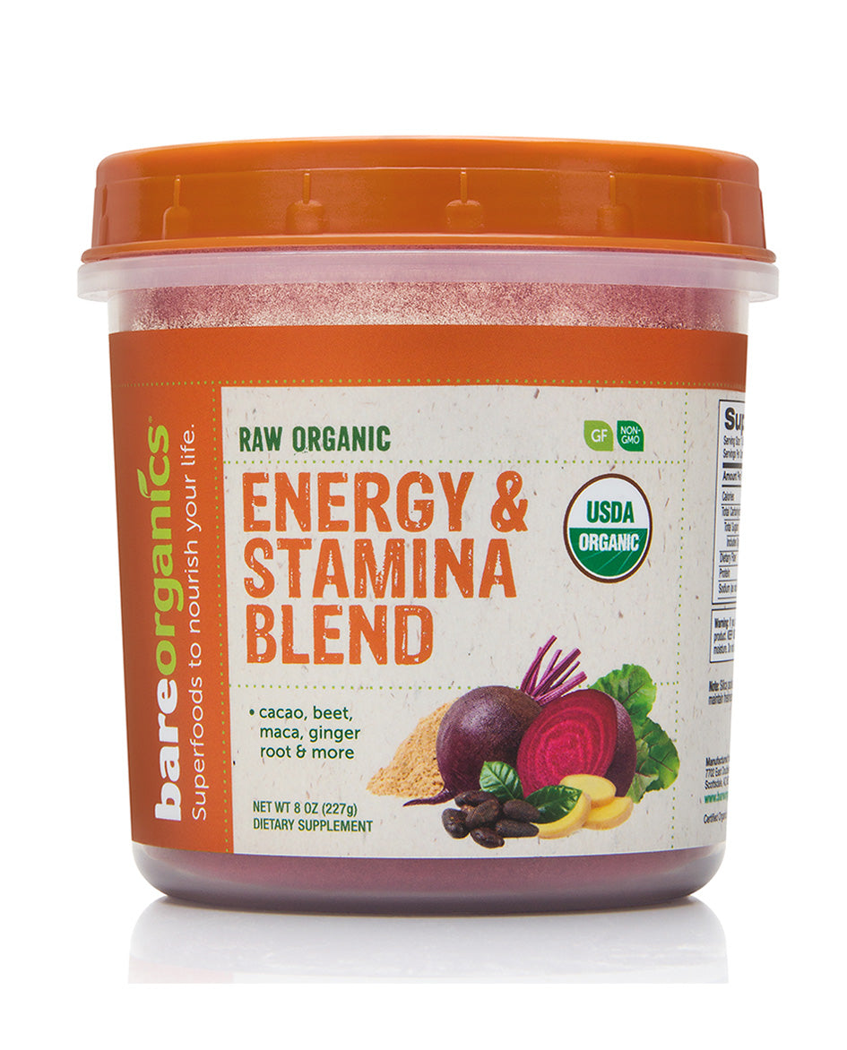 Energy and stamina blend powder 227g