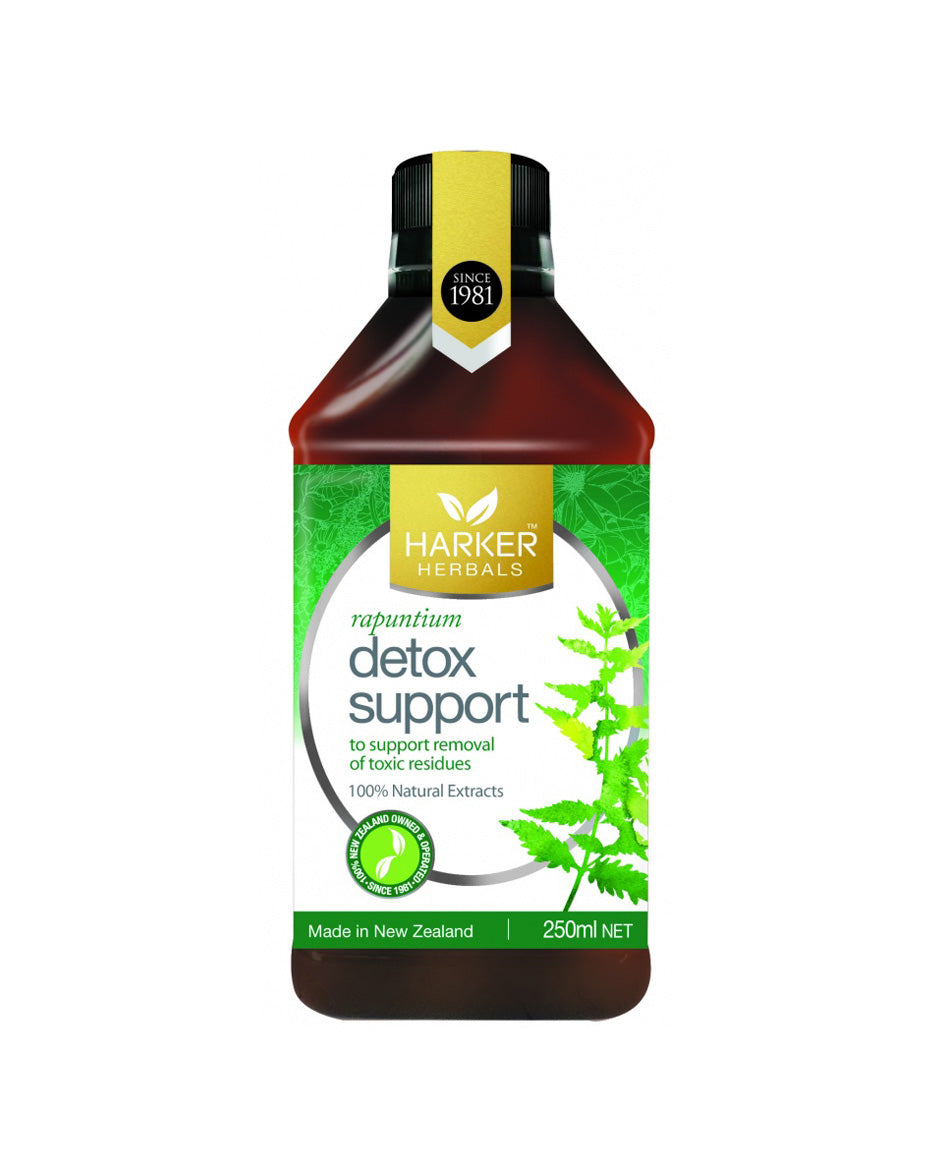 Harker Herbals Detox Support 250ml