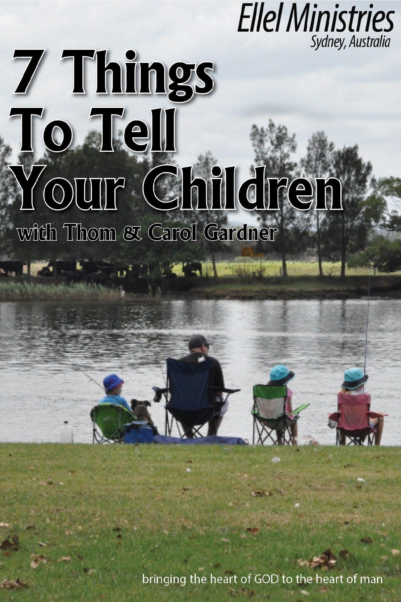 7 Things To Tell Your Children (CD/USB)