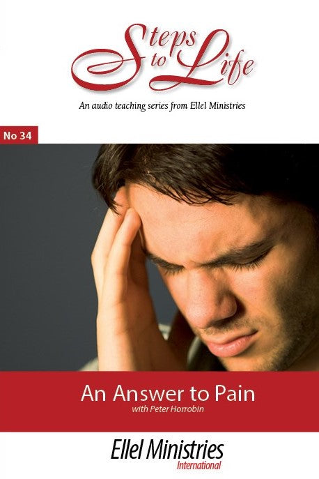 An Answer to Pain (CD)