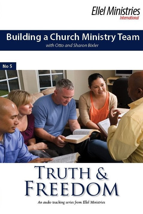 Building A Church Ministry Team (CD)