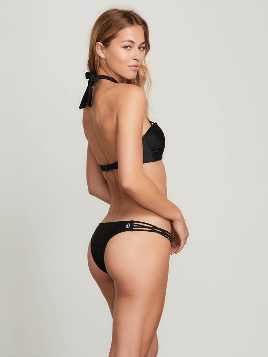 Braguita Simply Solid Tiny Bottoms - Black